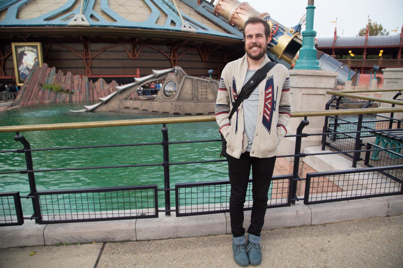 Disneyland Paris 20,000 Leagues under the Sea Submarine