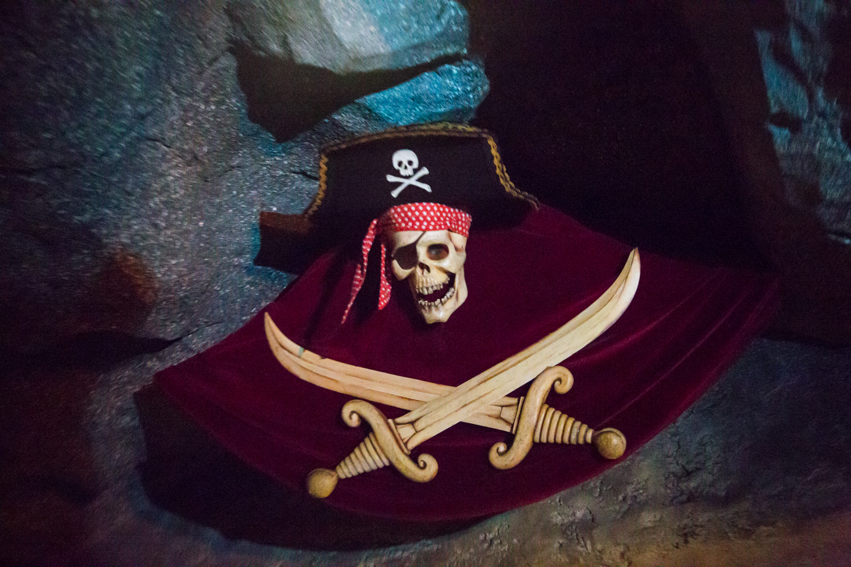 Disneyland Paris Pirates of the Caribbean