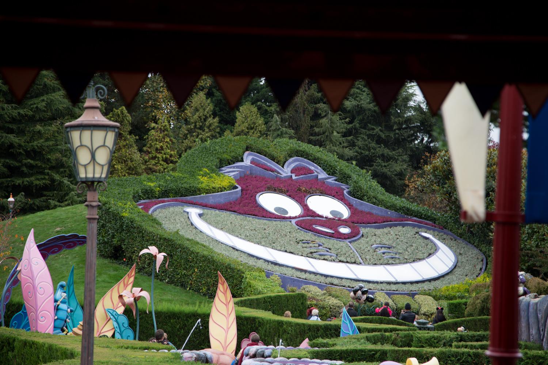 Disneyland Paris Alice and Wonderland