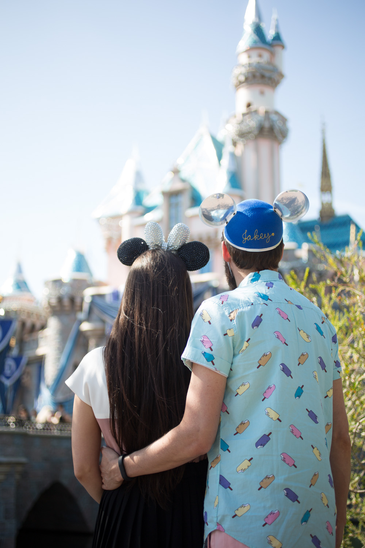 Disneyland 60th Anniversary Diamond Celebration Commemorative Mickey Ears