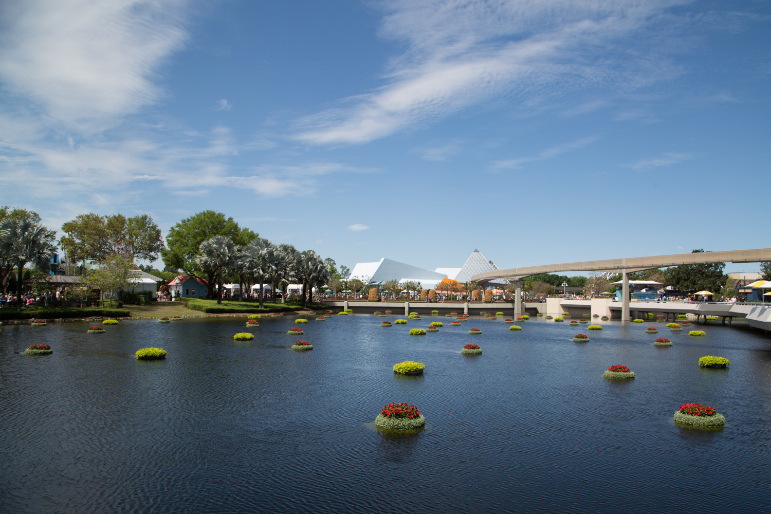 Walt Disney World's Epcot Flower and Garden Festival 2016