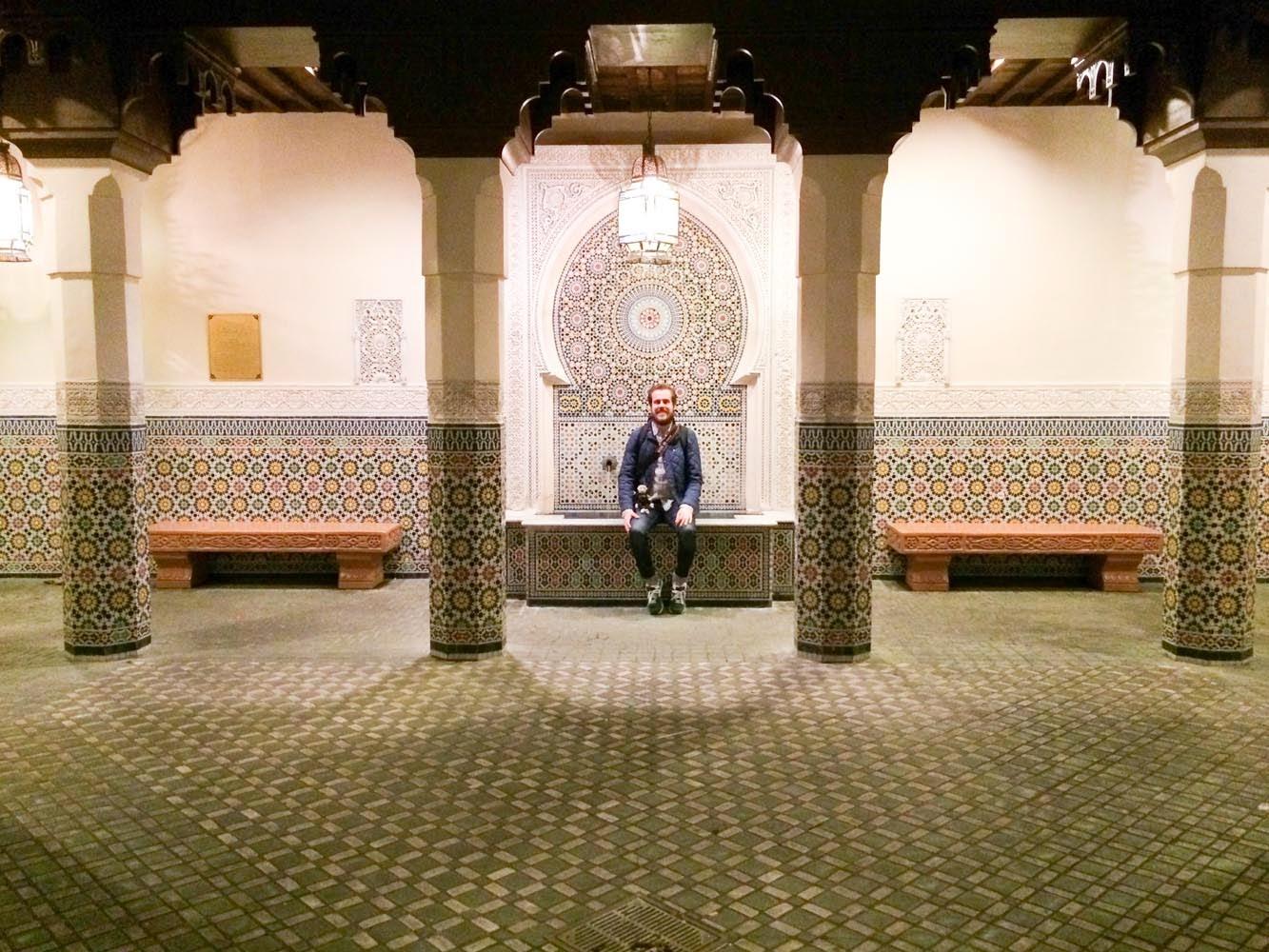 Epcot World Show Case Morocco
