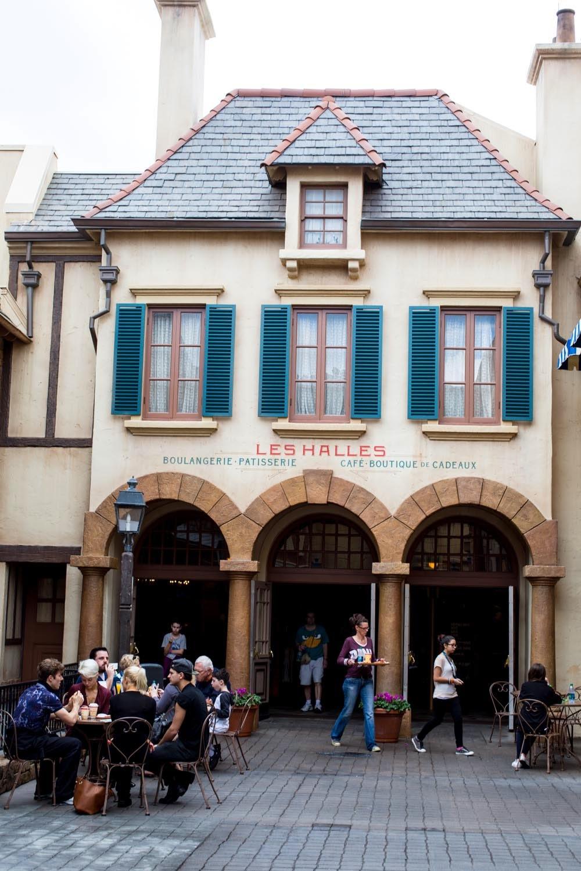Les Halles Boulangerie & Pâtisserie Epcot