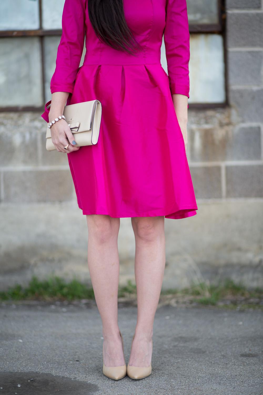 Shappy Apple Pink Nutcracker Dress