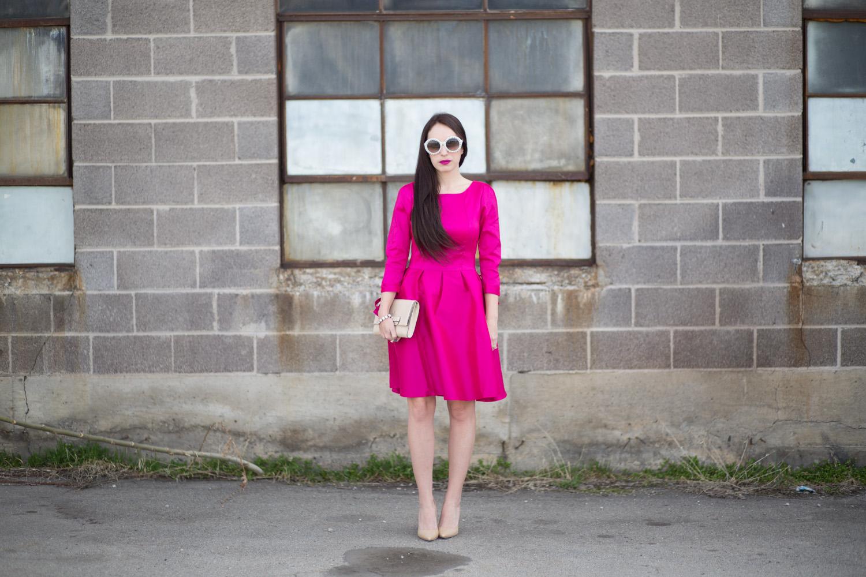 Shabby Apple Pink Nutcracker Dress