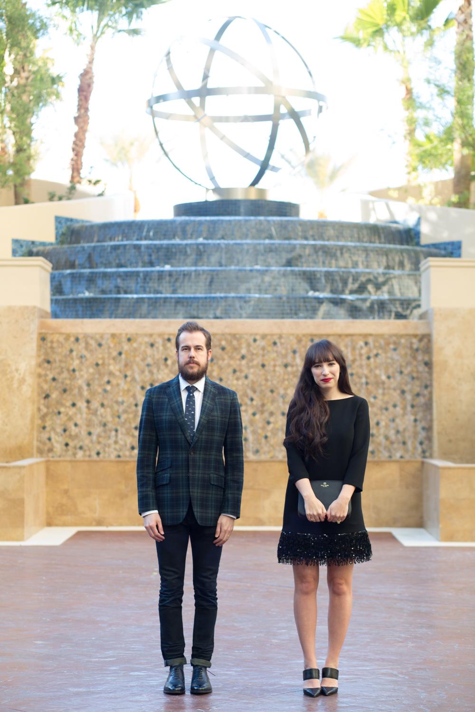 Four Seasons Hotel Las Vegas Fountain Terrace