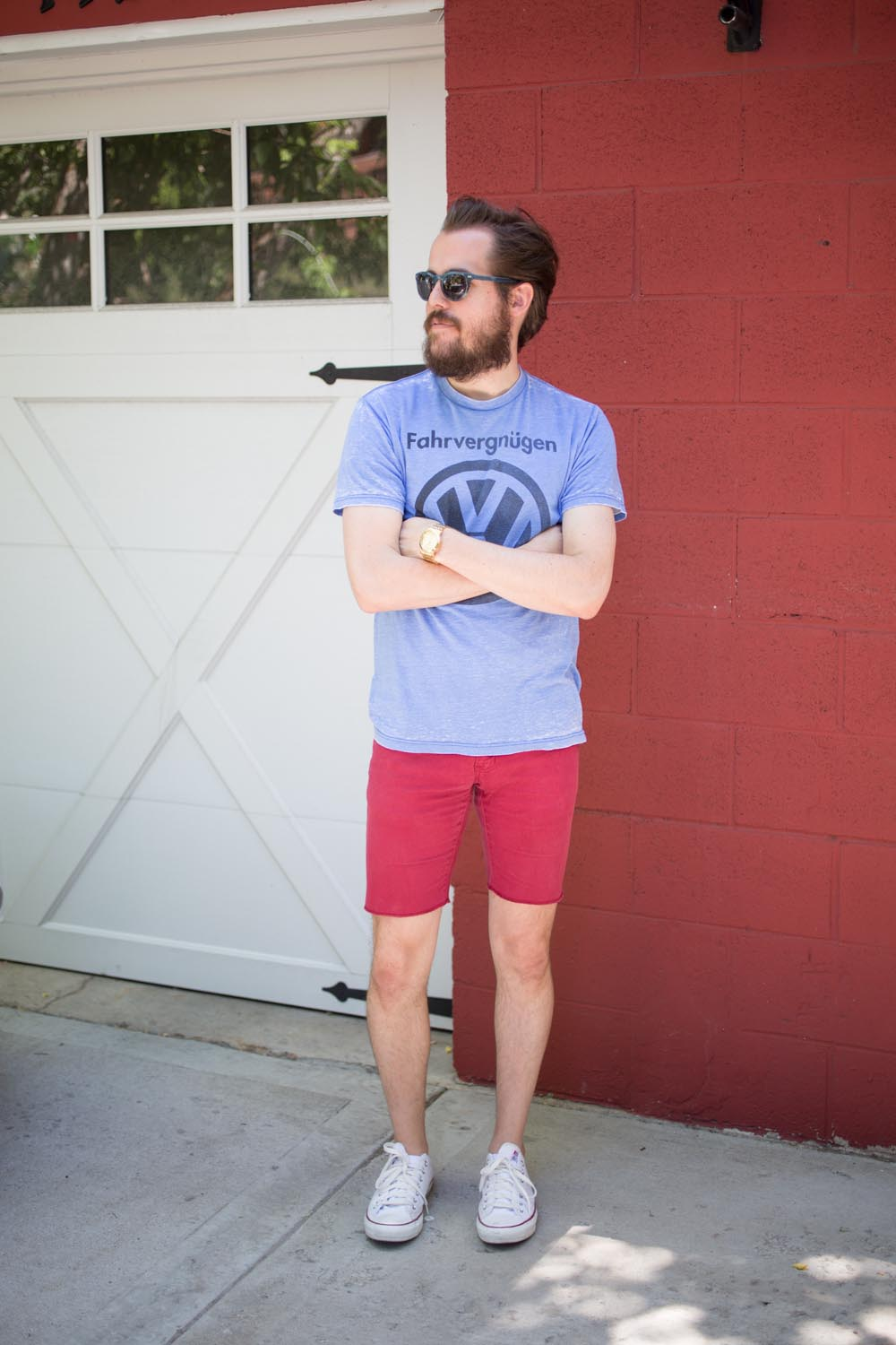 4th of July Outfit Inspiration For Him