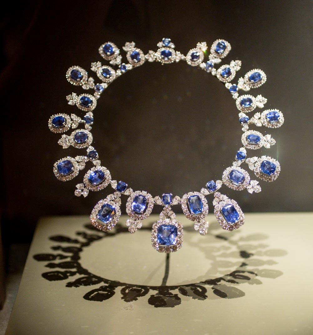 Washington National History Museum Jewels