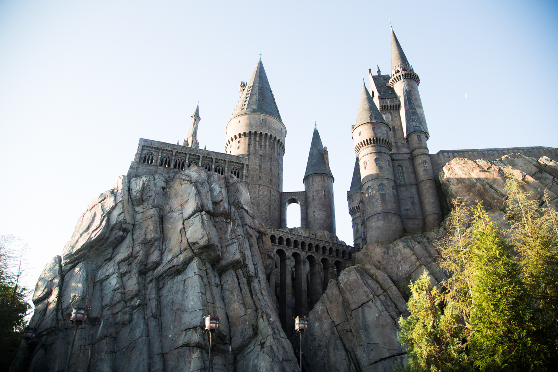 Universal Studios Orlando Wizarding World of Harry Potter Hogwarts