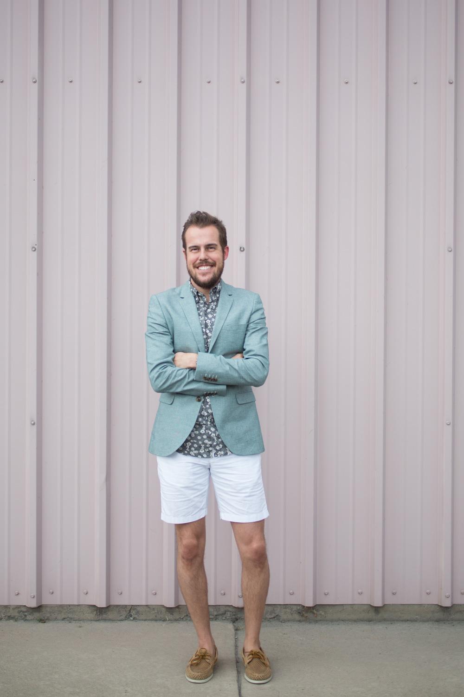 Dapper Mens Summer Style