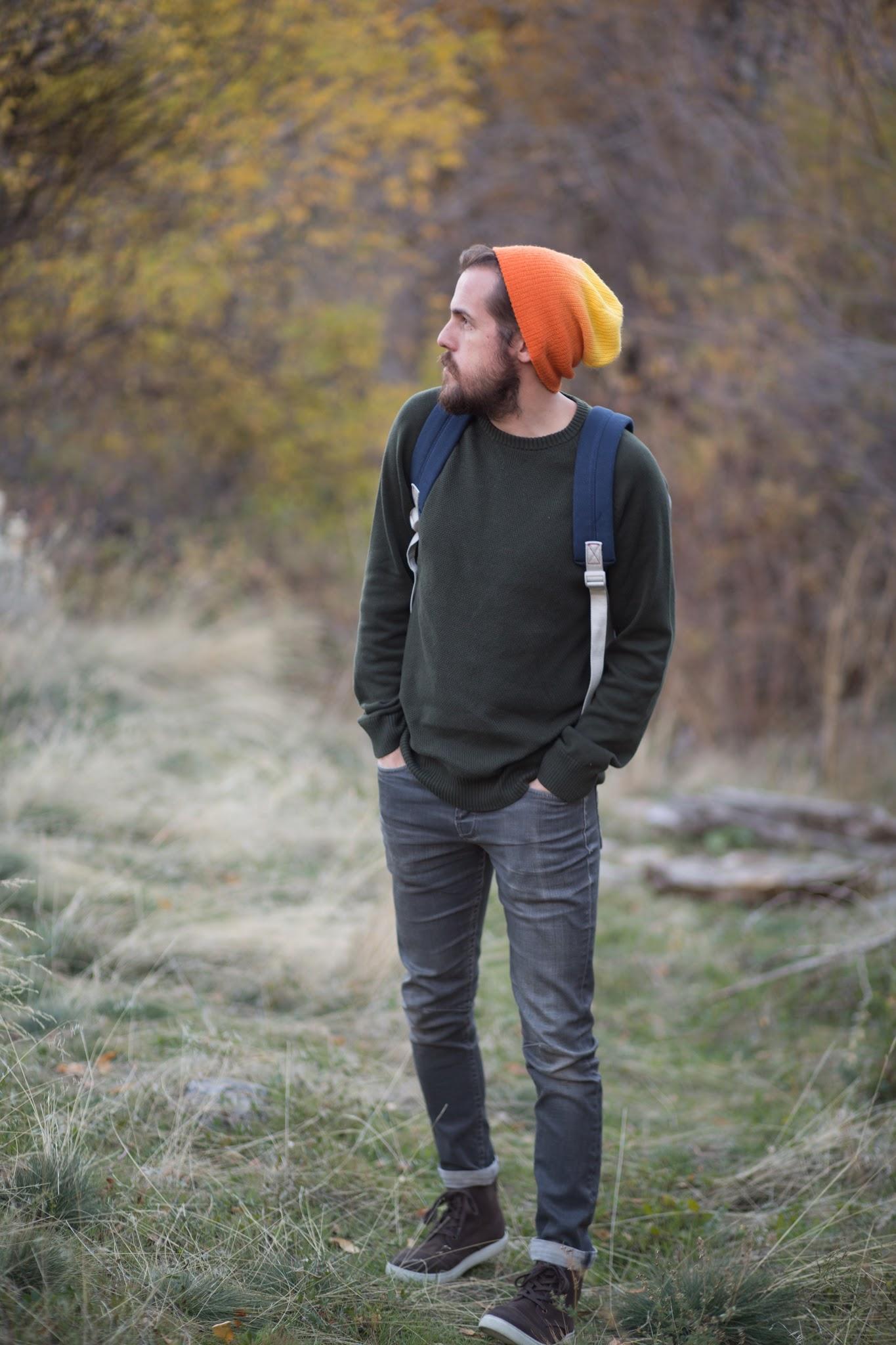 Menswear Fall Style