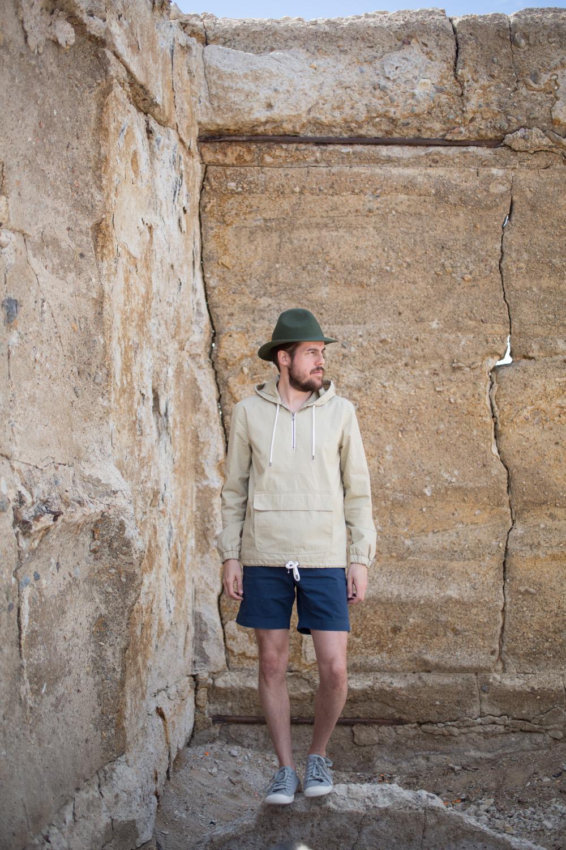 Menswear Explorer Outfit