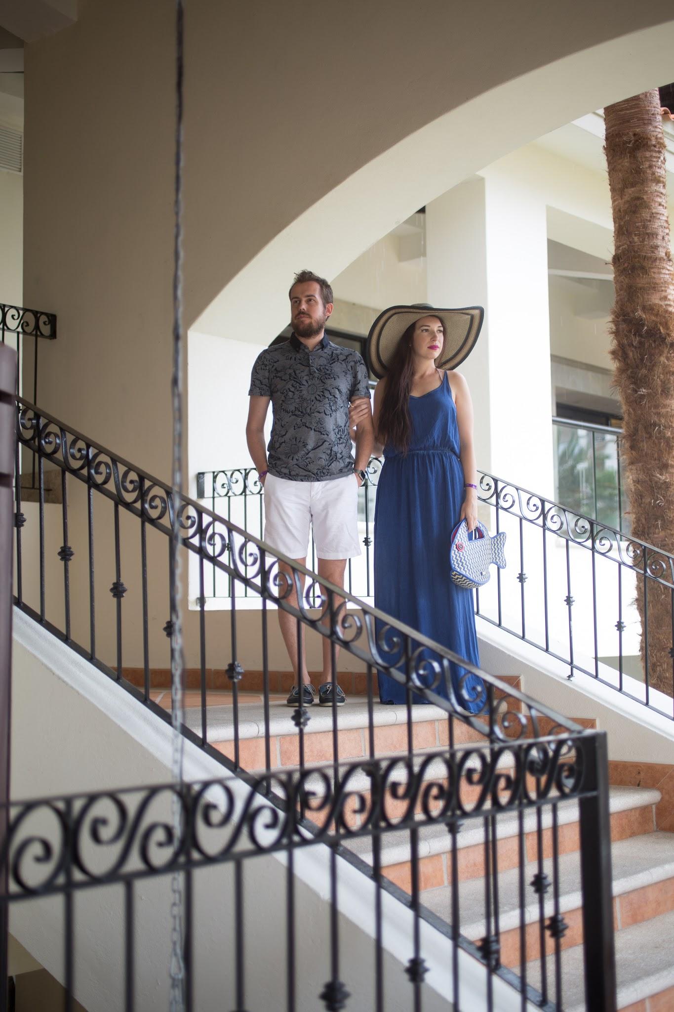 Couples Resort Beach Wear Style
