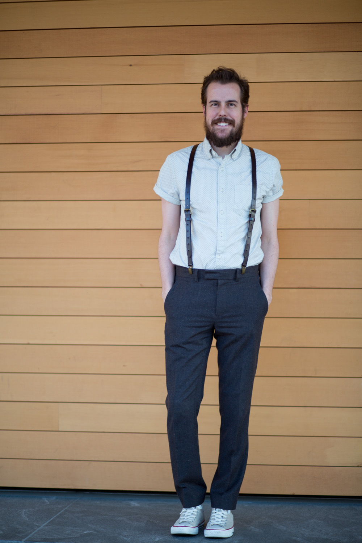Dapper Menswear Ideas