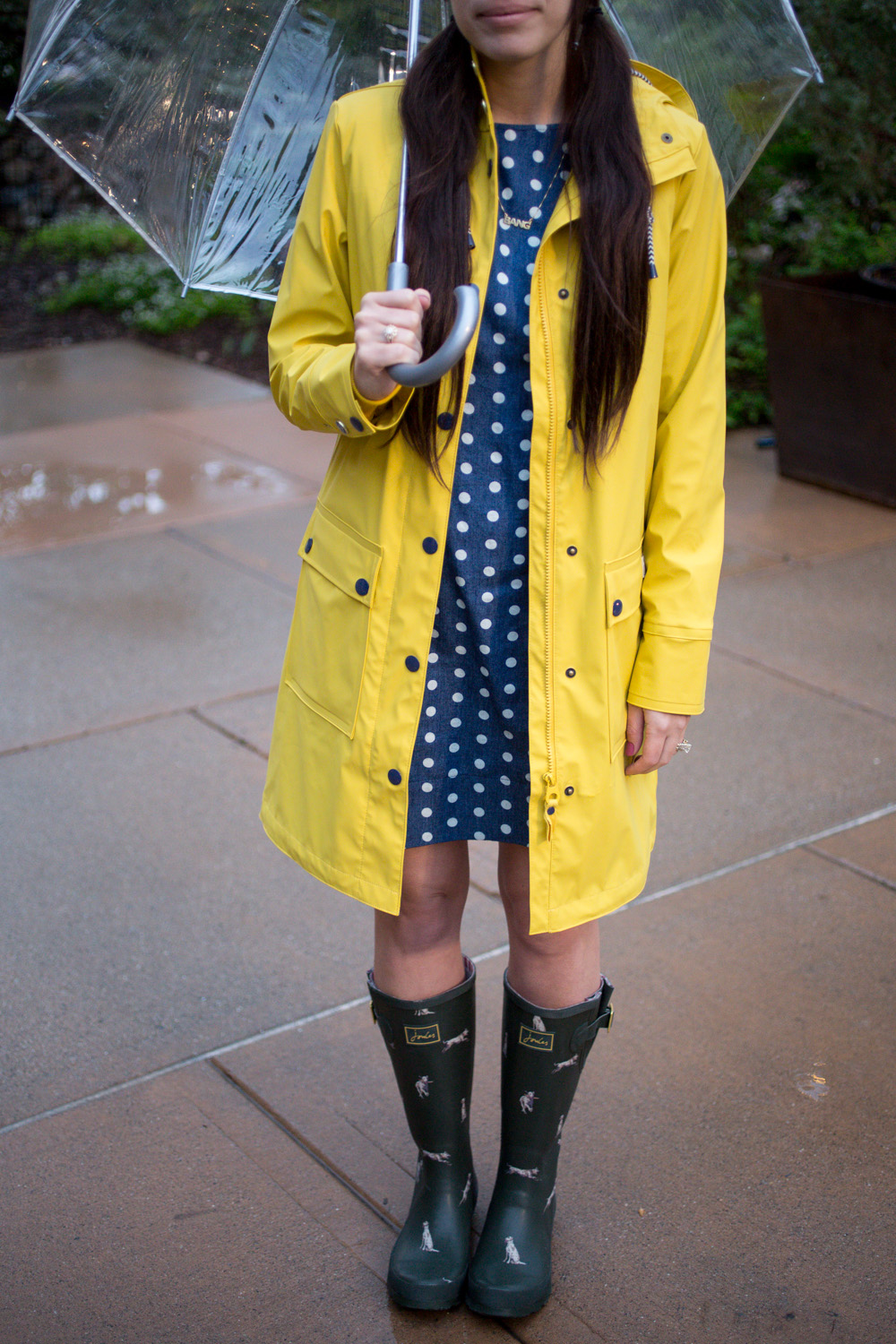 Rainy Day Style with Joules USA