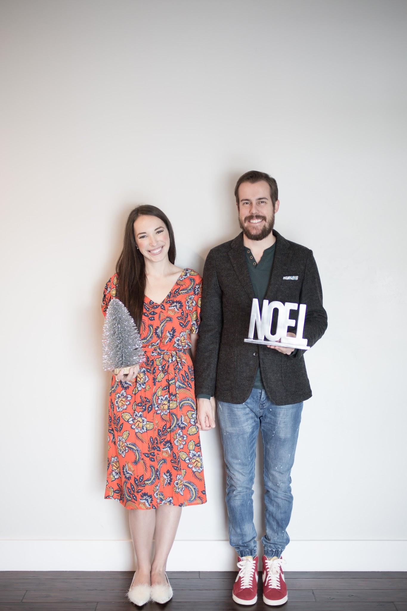 His and Her Fashion Blog- Christmas Edition