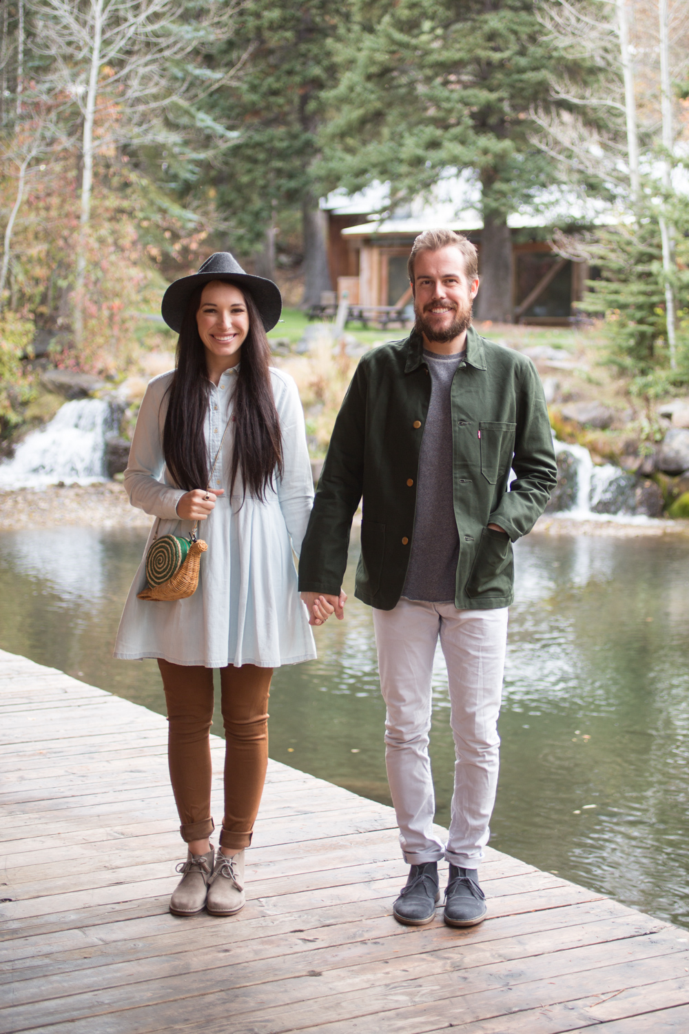 Sundance Resort- His and Her Fall Fashion