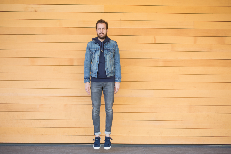 Levi's Menswear Style Blog