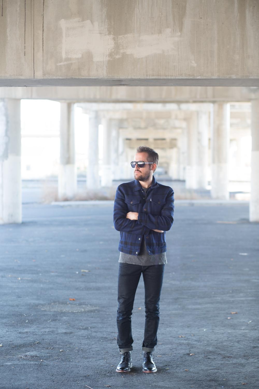 Menswear Levi's Fashion Blog