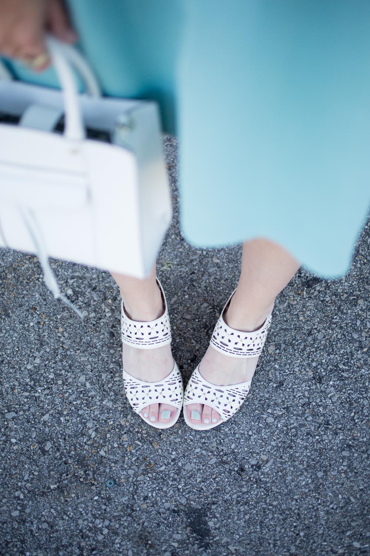 Miss Albright Sandals
