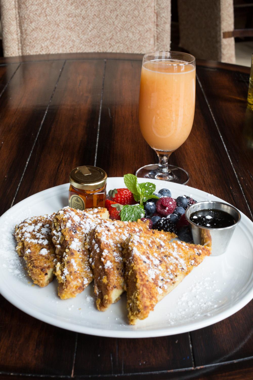 Montage Deer Valley Apex Breakfast French Toast