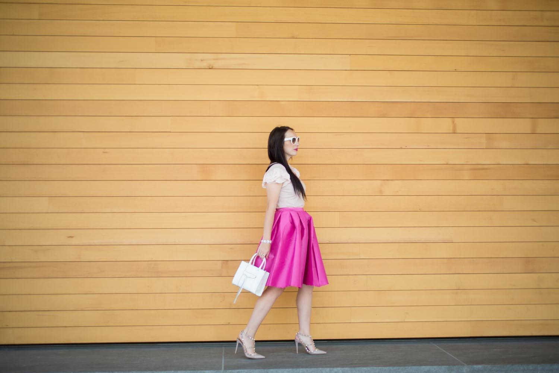 Pink OOTD