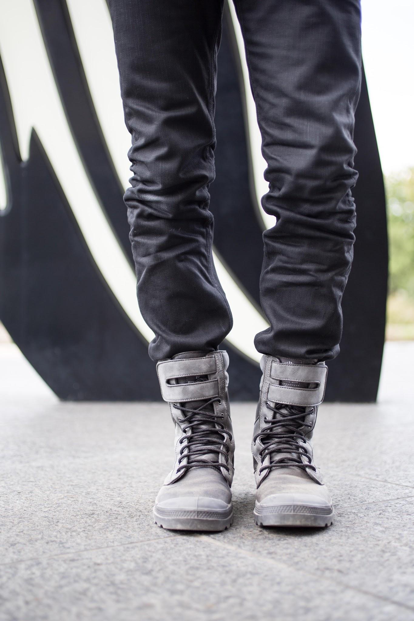 Richard Chai for Palladium Boots