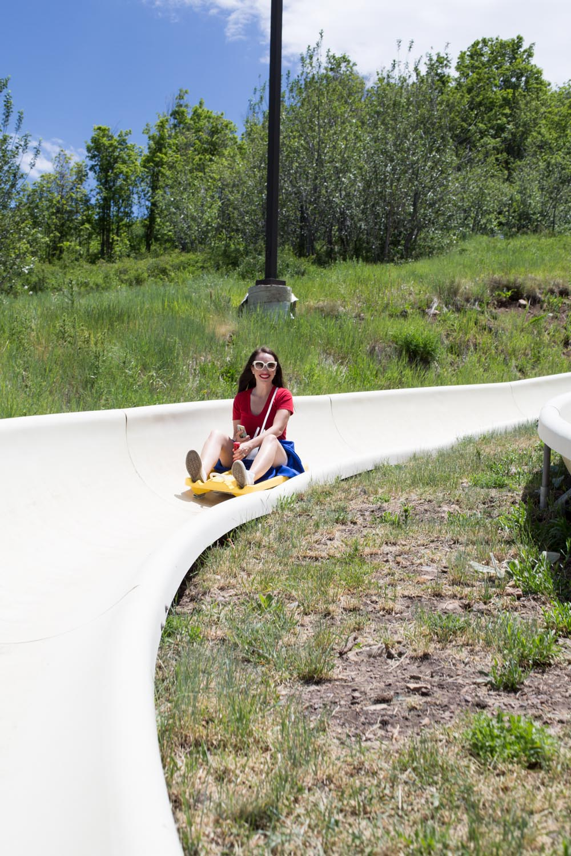 Park City Mountain Resort Alpine Slide
