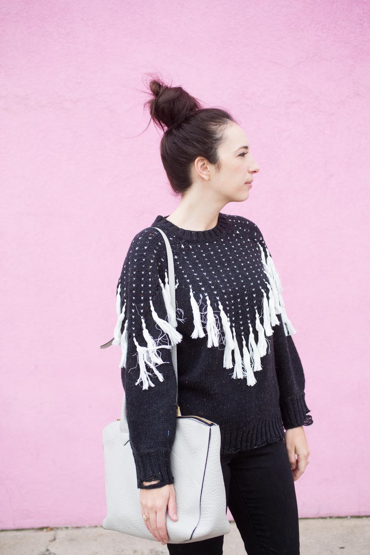 Wildfox Effie Pullover Sweater