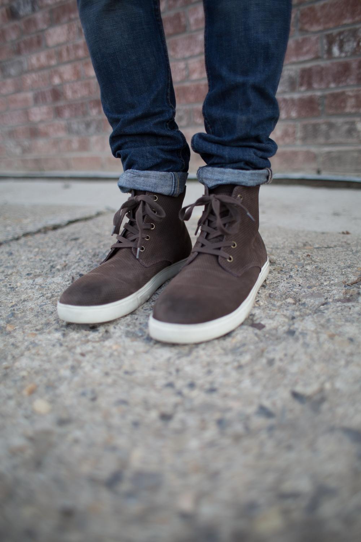Roberto Vasi Menswear Sneakers Review