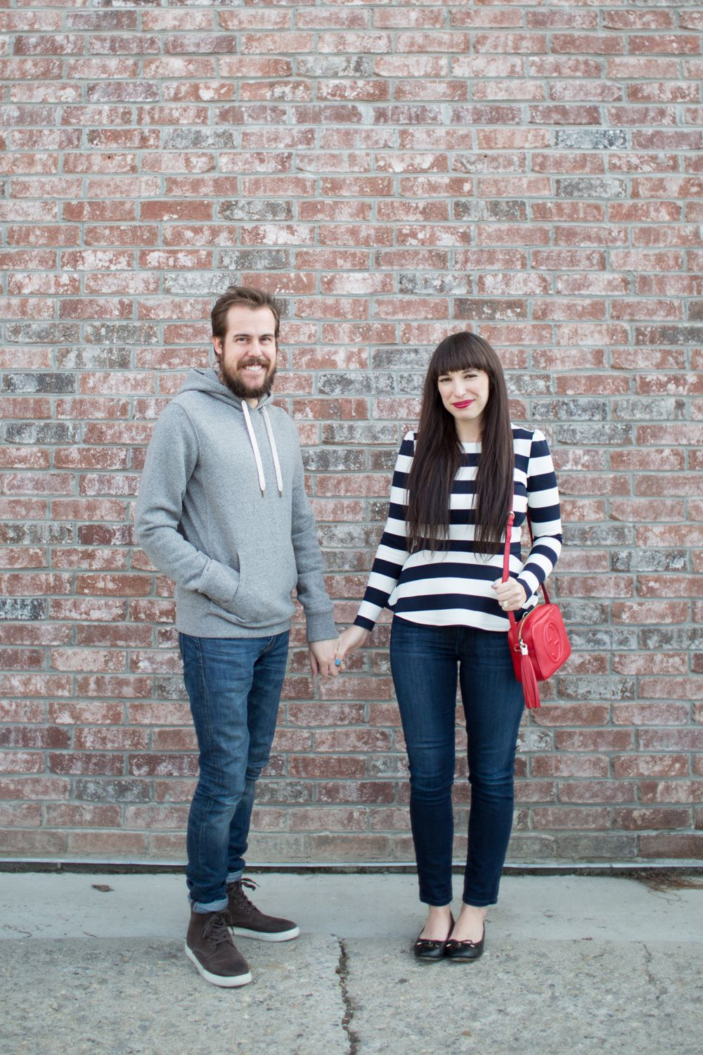 Couples Casual Style