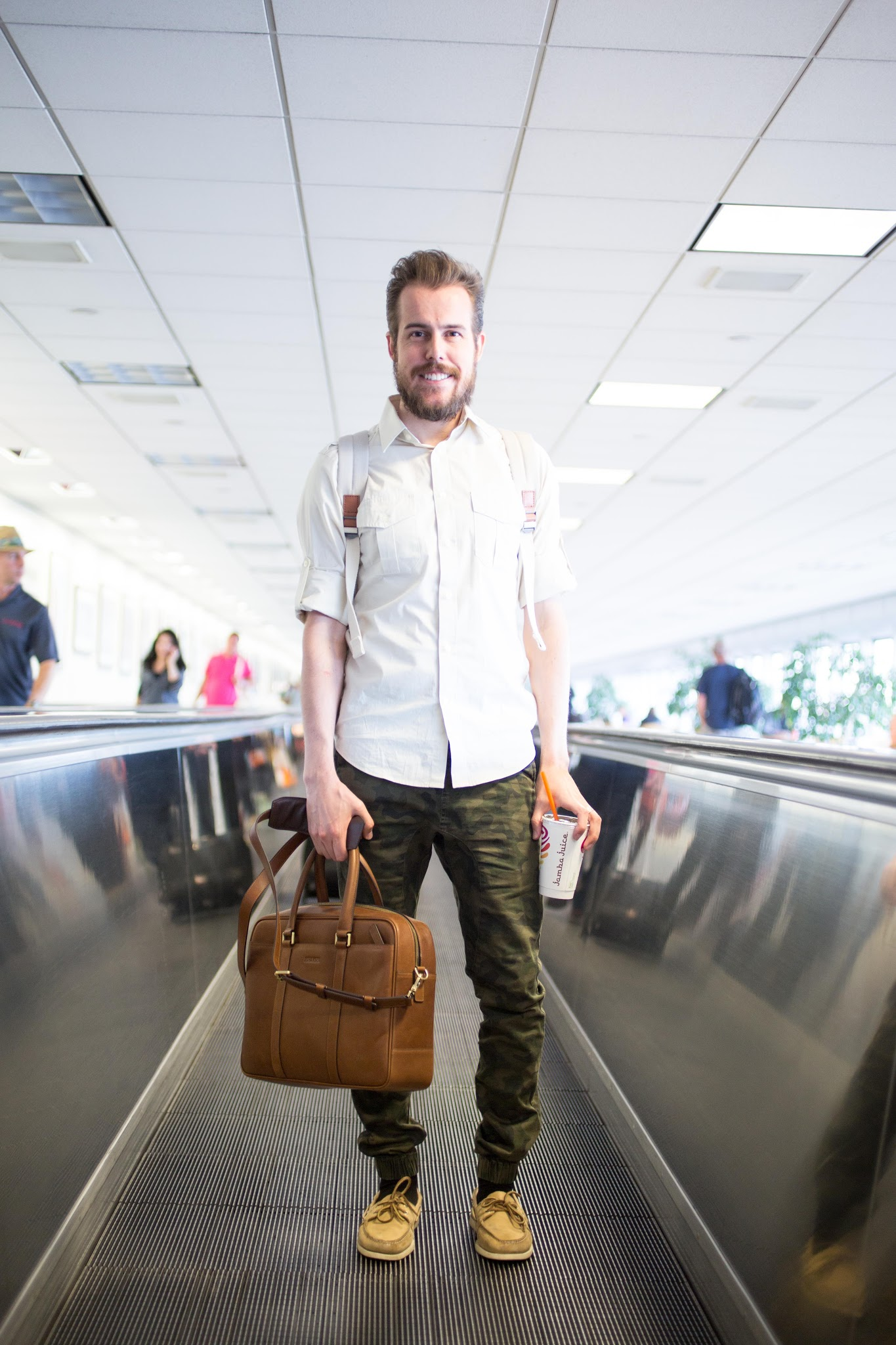 Airport Style for Men
