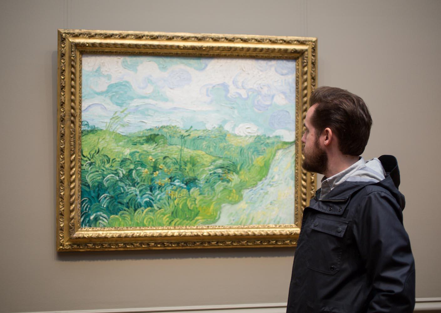 Vincent van gogh original art