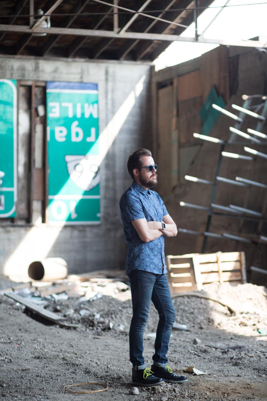 Ted Baker Menswear Fashion Blog