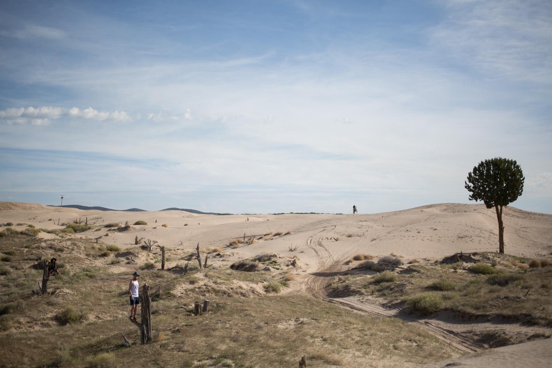 Utah Sand Dunes