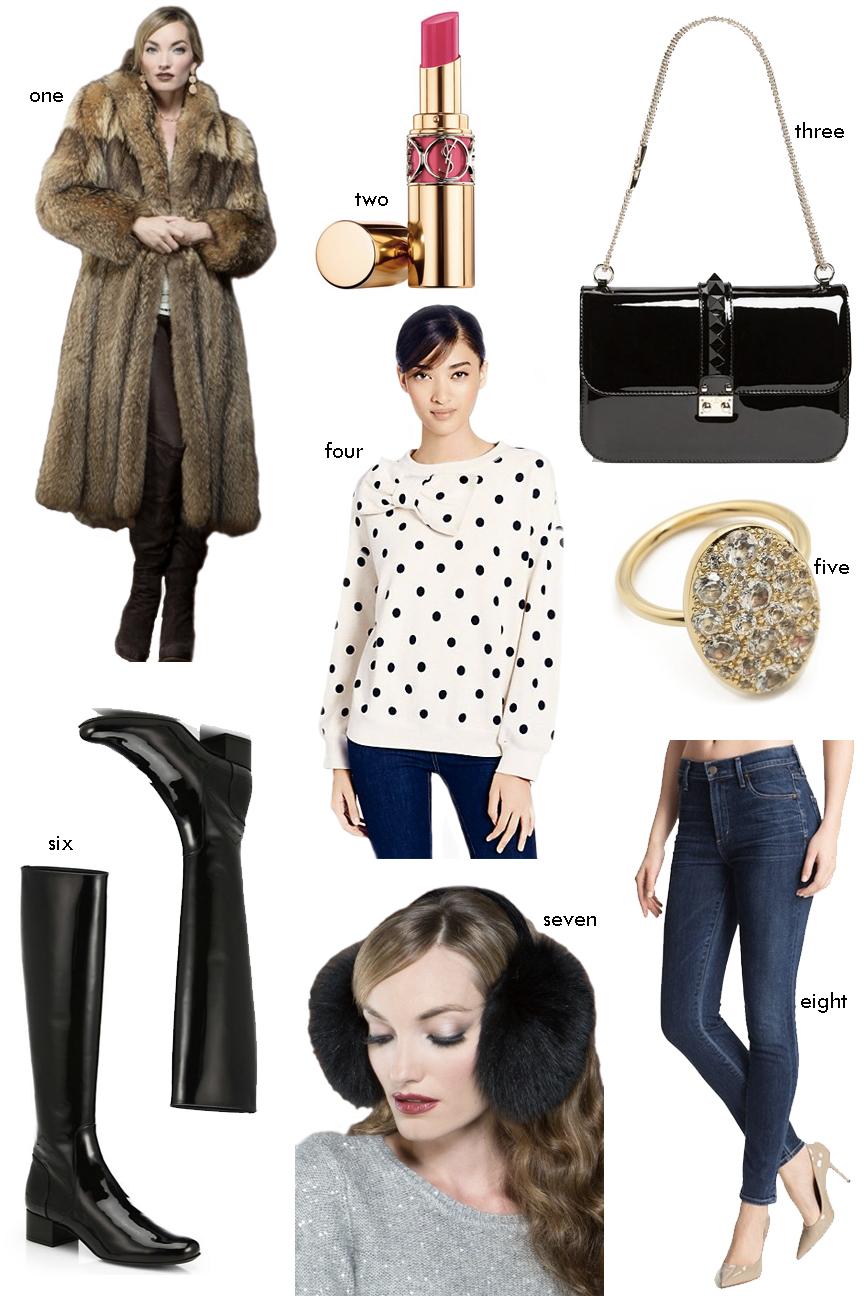 Winter Fur Wishlist